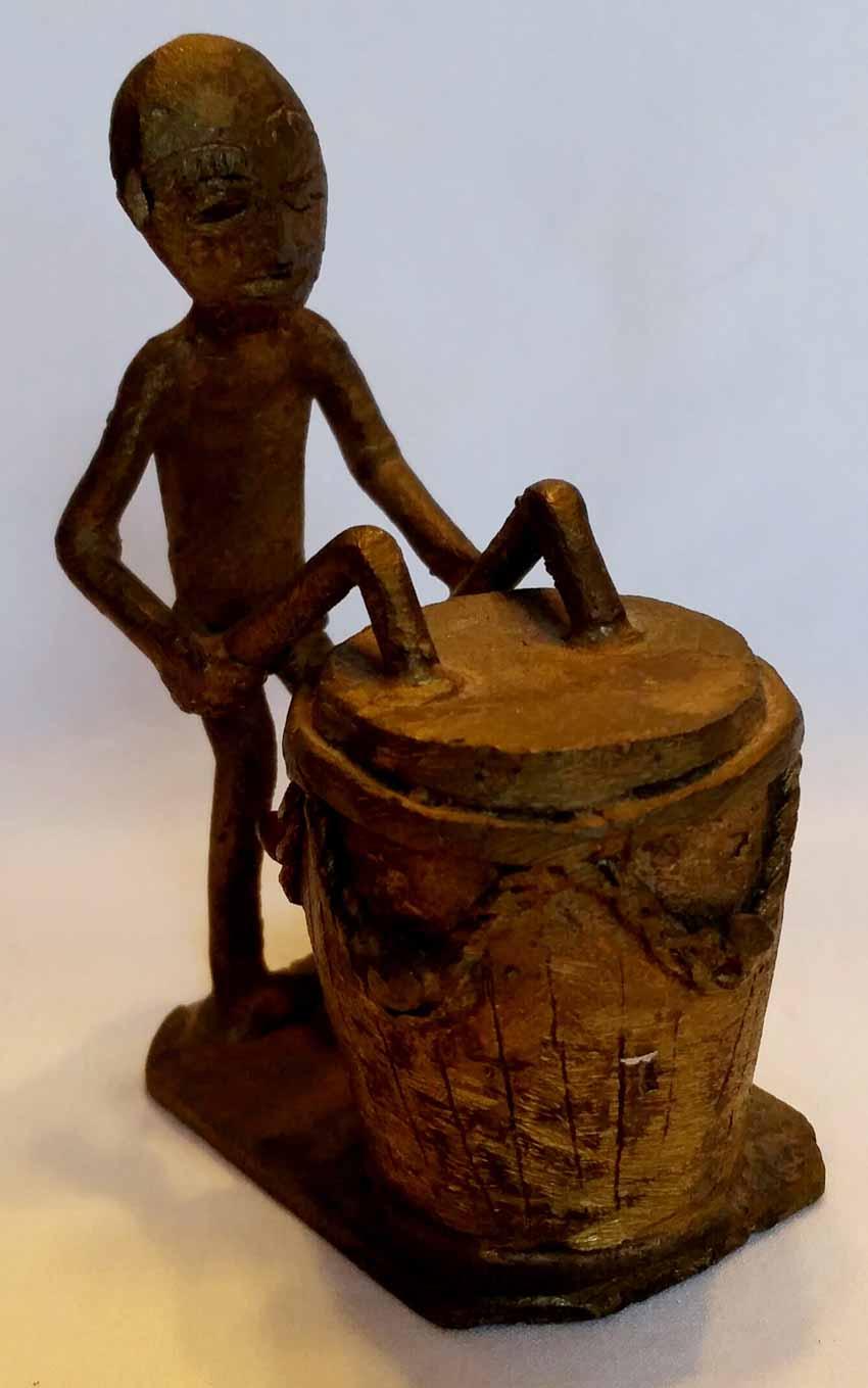 Những quả cân vàng tuyệt đẹp của Ghana - 13