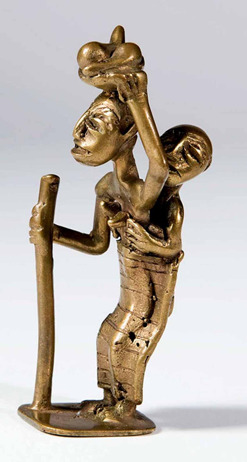 Những quả cân vàng tuyệt đẹp của Ghana - 15