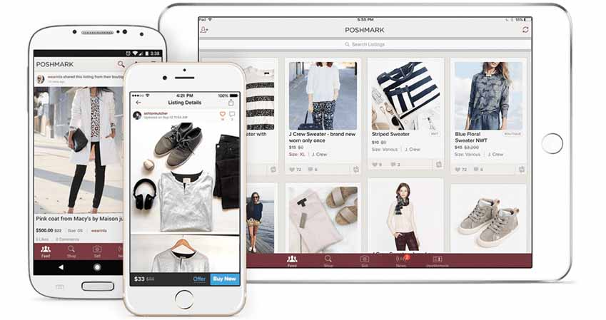 Làm giàu bằng cách bán trực tuyến thời trang đã qua sử dụng - 2