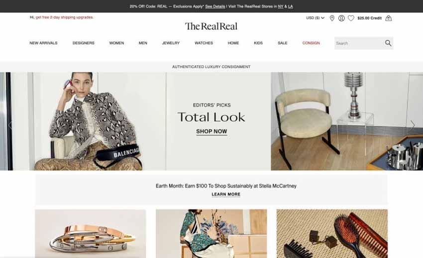 Làm giàu bằng cách bán trực tuyến thời trang đã qua sử dụng - 6