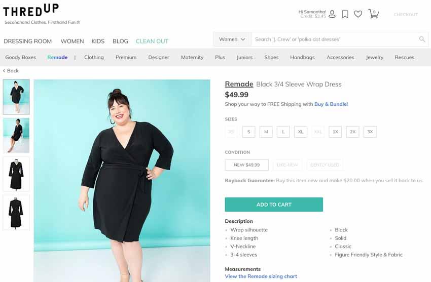 Làm giàu bằng cách bán trực tuyến thời trang đã qua sử dụng - 8