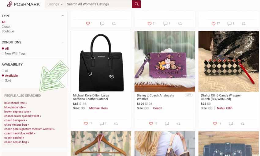 Làm giàu bằng cách bán trực tuyến thời trang đã qua sử dụng - 10
