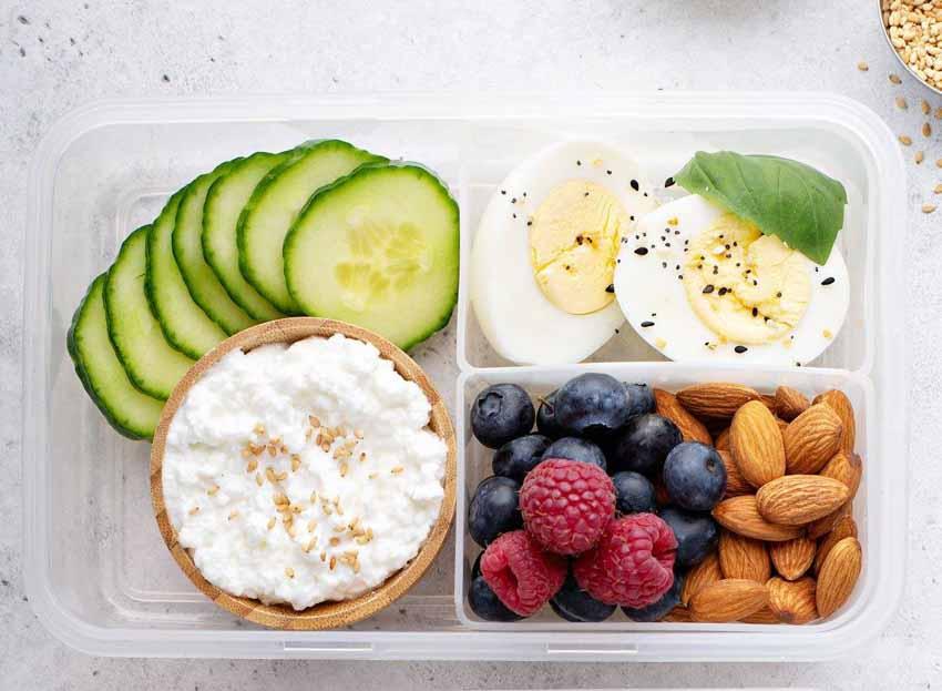 Lựa chọn thực phẩm thông minh cho bữa ăn sáng - 10
