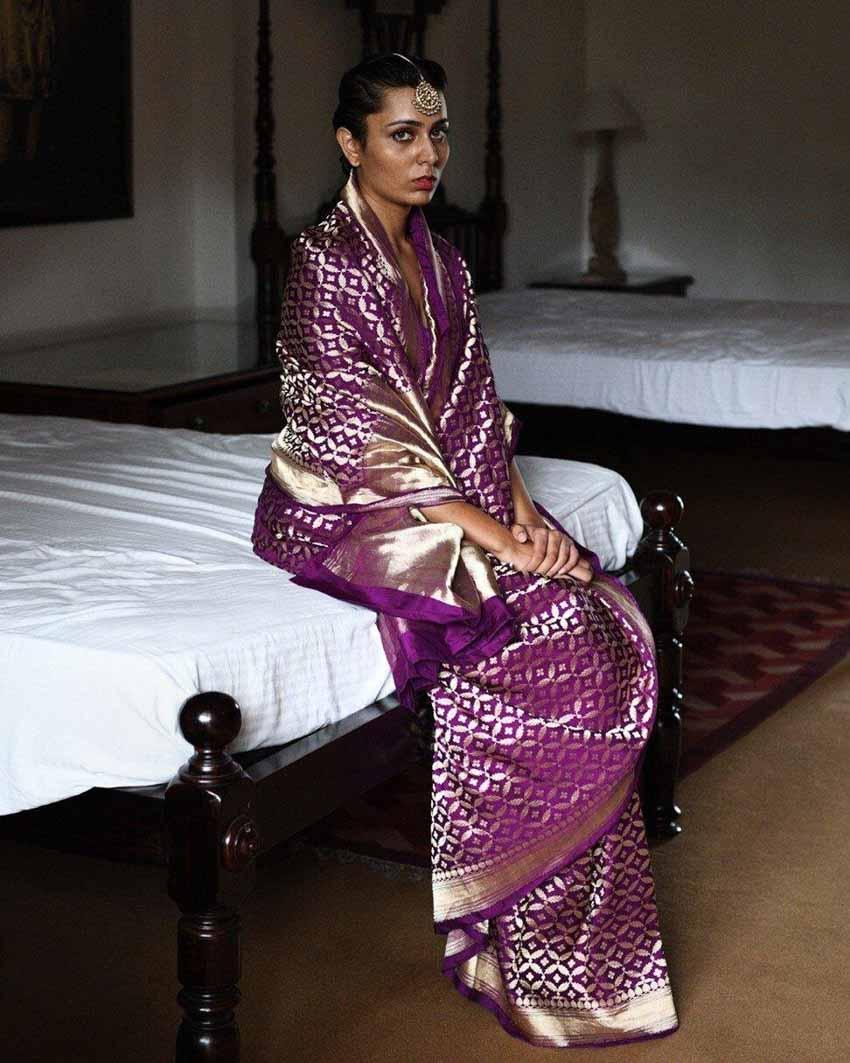 Lịch sử của sari - những điều chưa biết - 2