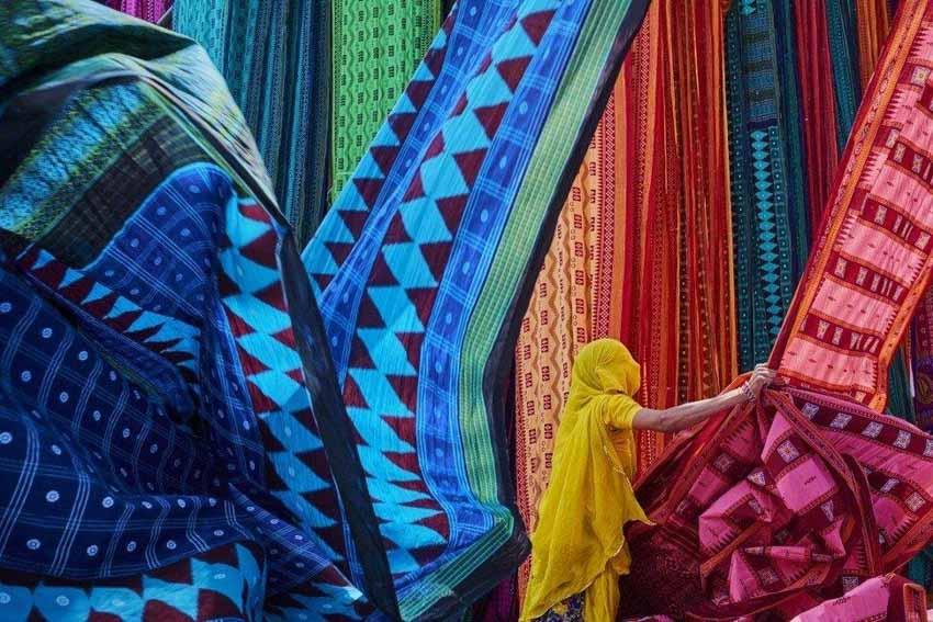 Lịch sử của sari - những điều chưa biết - 4