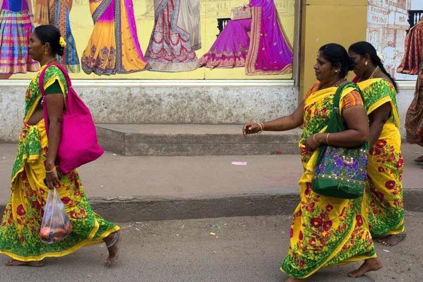 Lịch sử của sari - những điều chưa biết - 7