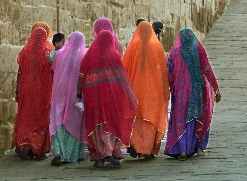 Lịch sử của sari - những điều chưa biết - 8