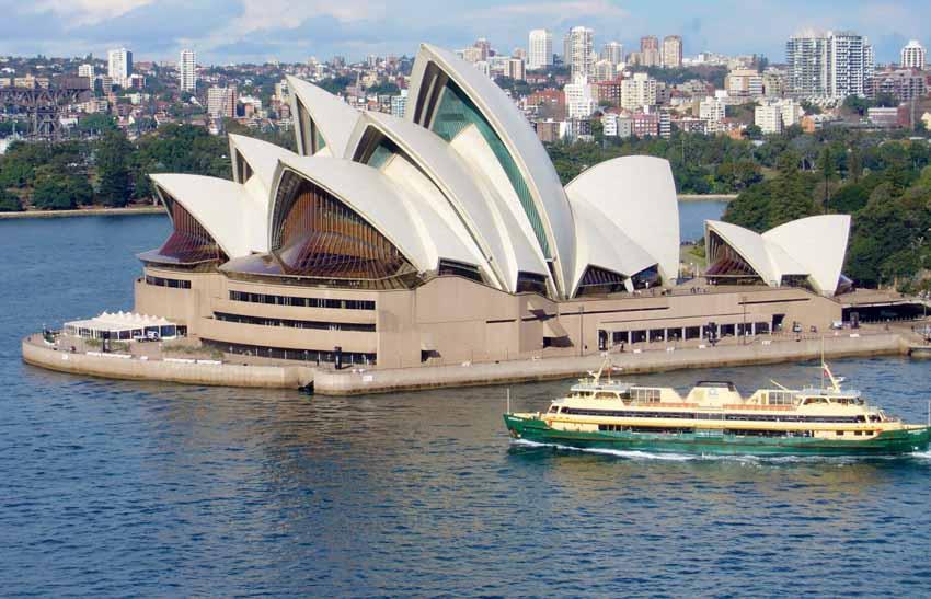 Những công trình biểu tượng của Australia - 9
