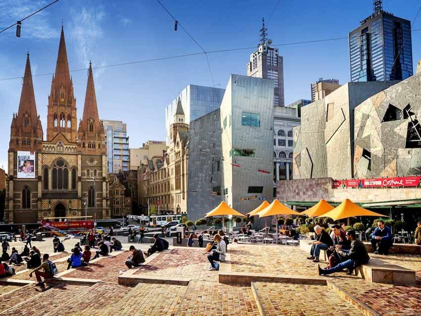 Những công trình biểu tượng của Australia - 6