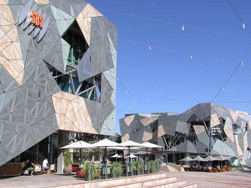 Những công trình biểu tượng của Australia - 7
