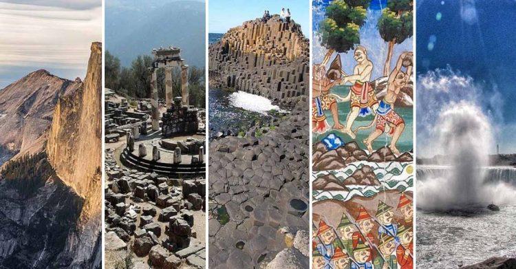 Truyền thuyết phía sau những địa danh ngoạn mục trên thế giới - 6