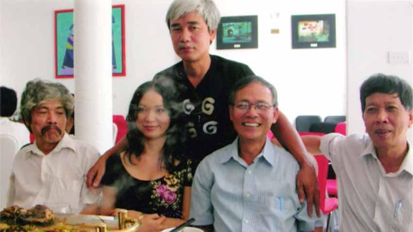 Nguyễn Tường Thiết tưởng nhớ Nguyễn Huy Thiệp: 'Văn chương nó bạc lắm…' - 1