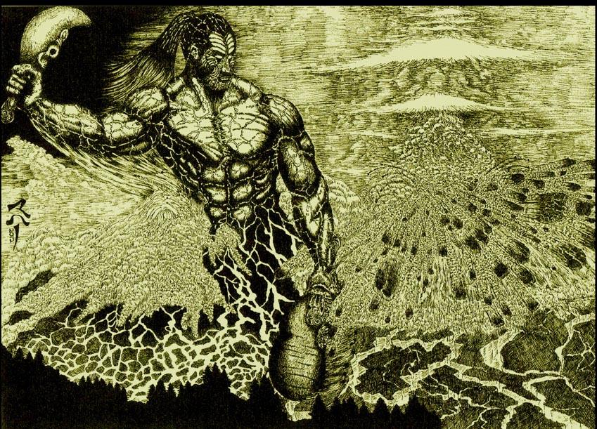 Ly kỳ nguyên cớ địa chấn thời cổ đại - 13