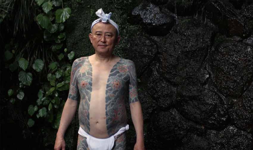 Những hình xăm Horimono được tôn kính ở Nhật Bản - 1