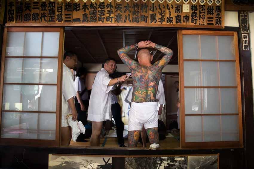 Những hình xăm Horimono được tôn kính ở Nhật Bản - 11