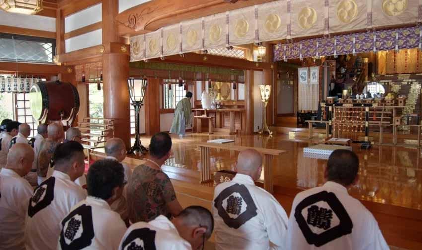 Những hình xăm Horimono được tôn kính ở Nhật Bản - 13