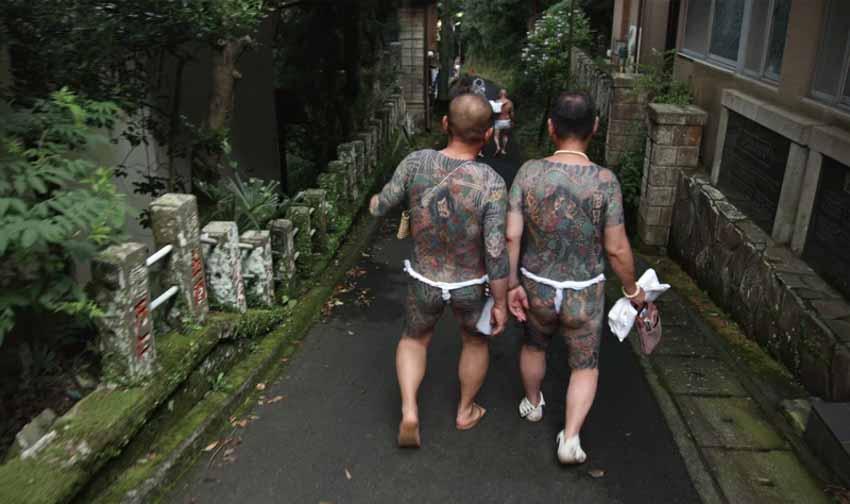 Những hình xăm Horimono được tôn kính ở Nhật Bản - 15