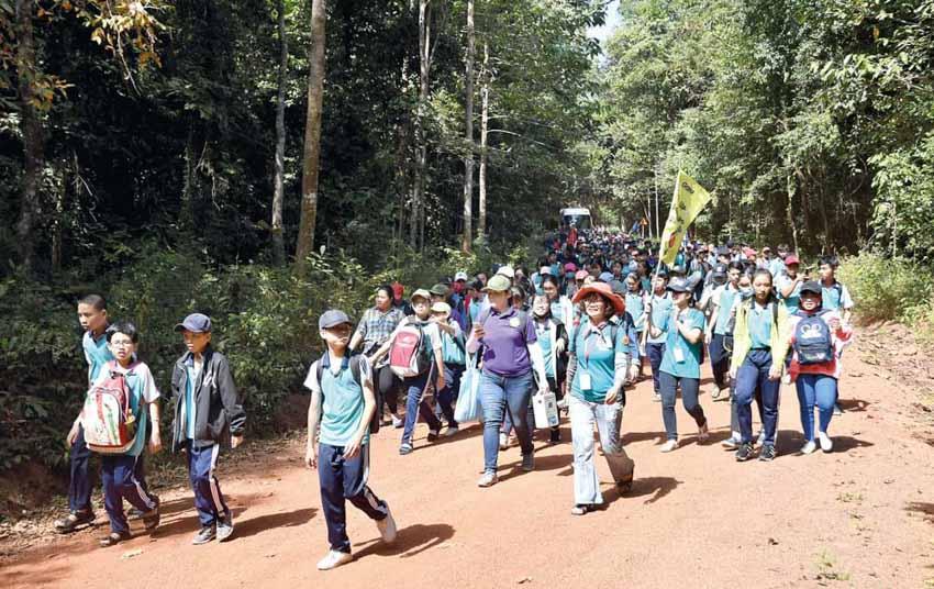 Đỗ Thị Thanh Huyền: Câu chuyện trồng rừng và truyền cảm hứng kết nối - 2
