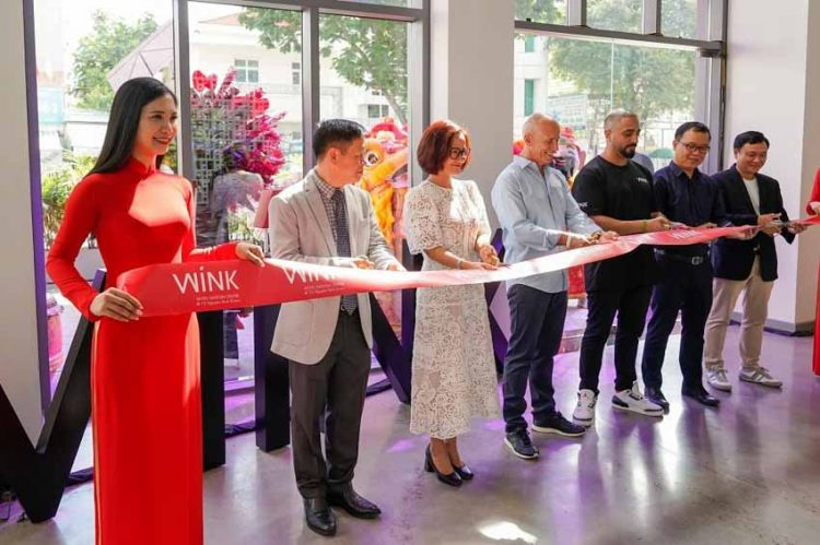 Khách sạn Wink Hotel Saigon Centre chính thức mở cửa - 1