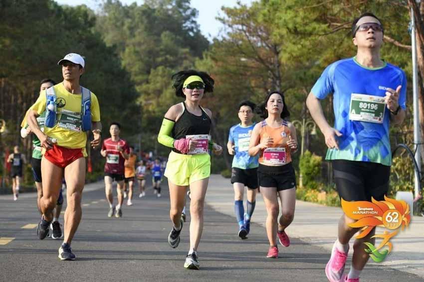 Tổ chức thành công Giải Vô địch quốc gia marathon và Tiền Phong Marathon 2021 - 5