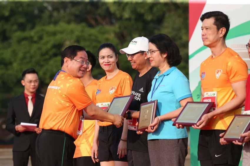 Tổ chức thành công Giải Vô địch quốc gia marathon và Tiền Phong Marathon 2021 - 6