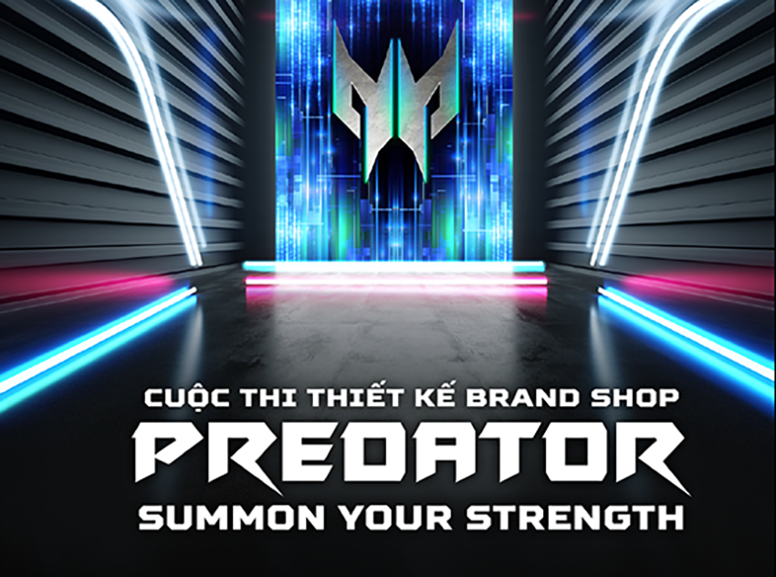 Cuộc thi Thiết kế nội thất Brand Shop Predator tôn vinh trong giải thưởng VMARK Vietnam Design Award 2021