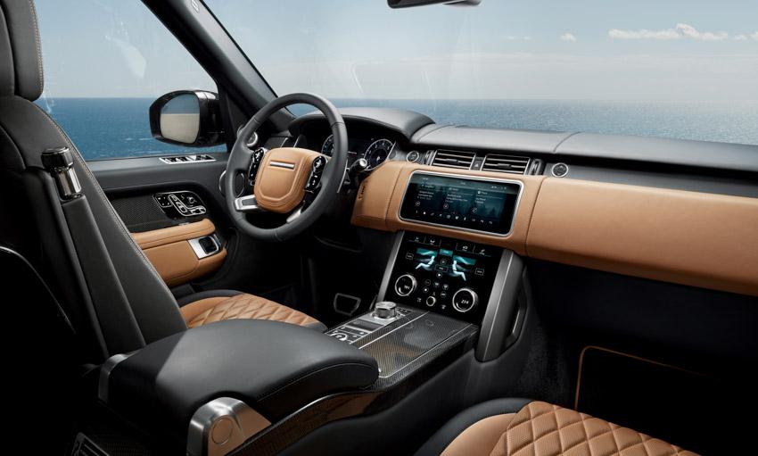 Phiên bản Range Rover SVAutobiography Ultimate mới đỉnh cao nhất-7