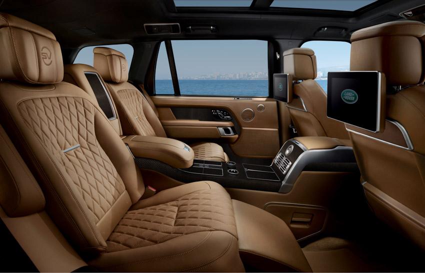 Phiên bản Range Rover SVAutobiography Ultimate mới đỉnh cao nhất-8