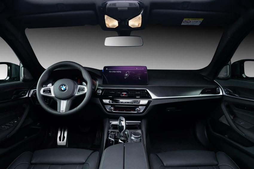 BMW 5-Series 2021 giá từ 2,5 tỷ đồng, đối thủ của Mercedes E-Class - 1