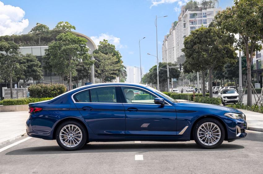 BMW 5-Series 2021 giá từ 2,5 tỷ đồng, đối thủ của Mercedes E-Class - 3