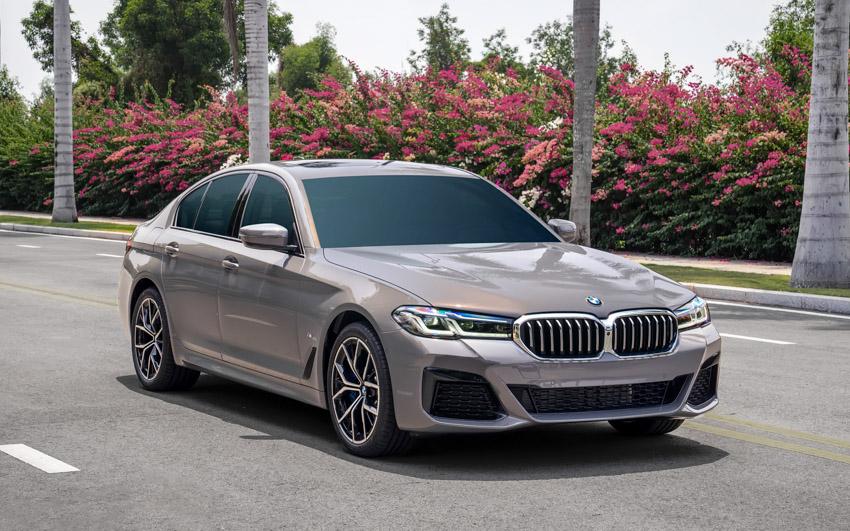 BMW 5-Series 2021 giá từ 2,5 tỷ đồng, đối thủ của Mercedes E-Class-4
