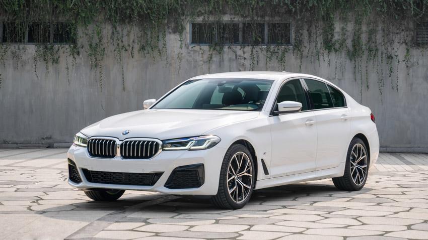 BMW 5-Series 2021 giá từ 2,5 tỷ đồng, đối thủ của Mercedes E-Class-6