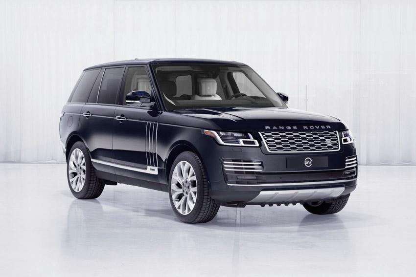 Tàu vũ trụ mới nhất được ra mắt với sự hỗ trợ bởi Range Rover Astronaut Edition - 2