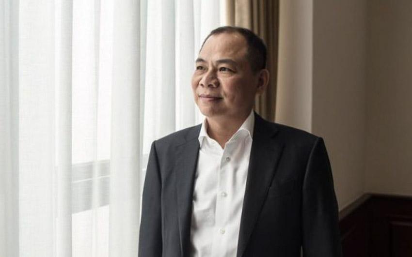 Bảng xếp hạng Forbes 2021: Việt Nam có 6 tỷ phú USD - 2