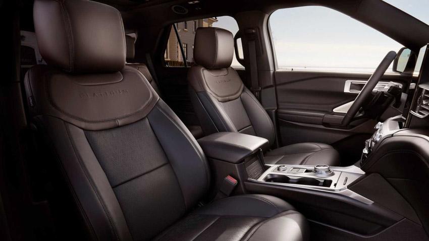 Ford Explorer 2021 có giá tạm tính 2,268 tỉ đồng, bắt đầu nhận cọc tại Việt Nam-7