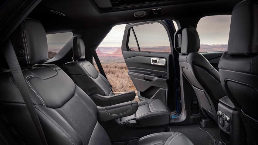 Ford Explorer 2021 có giá tạm tính 2,268 tỉ đồng, bắt đầu nhận cọc tại Việt Nam-9