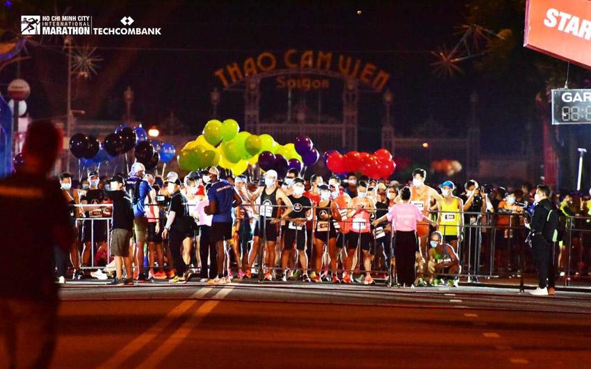 Giải Marathon Quốc tế TP.HCM Techcombank 2021: Tạo nên dòng năng lượng vượt trội - 14