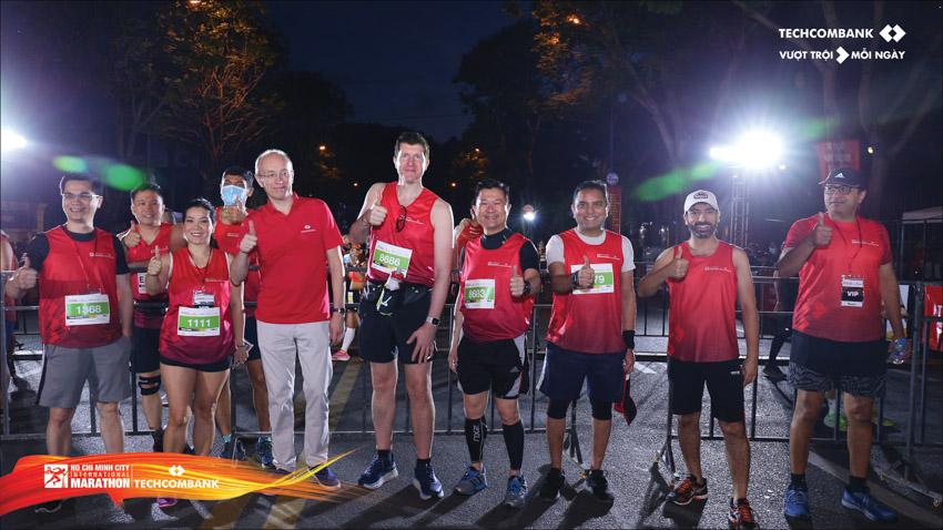 Giải Marathon Quốc tế TP.HCM Techcombank 2021: Tạo nên dòng năng lượng vượt trội - 3
