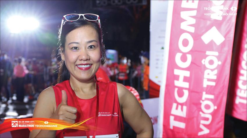 Giải Marathon Quốc tế TP.HCM Techcombank 2021: Tạo nên dòng năng lượng vượt trội - 4