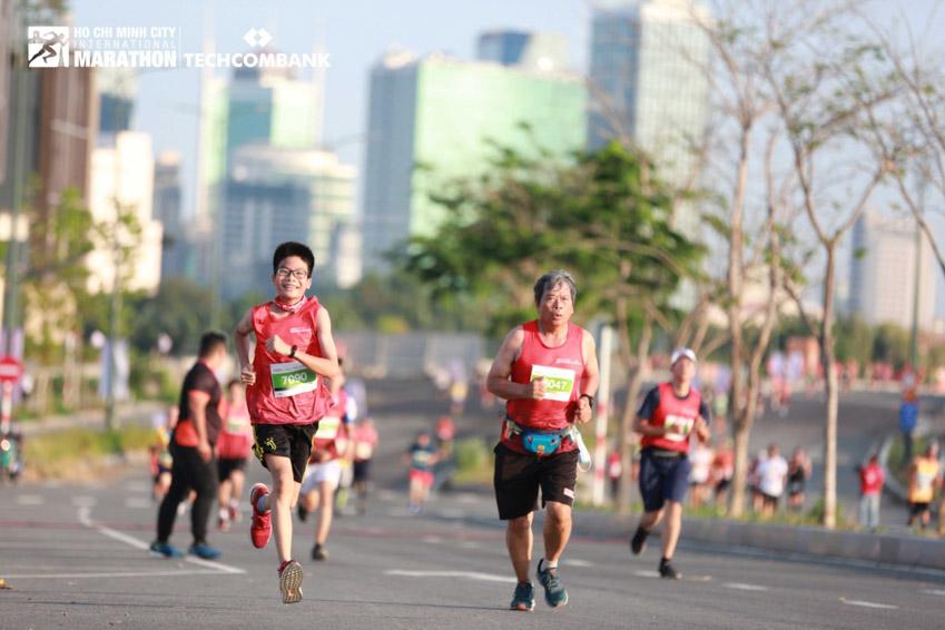 Giải Marathon Quốc tế TP.HCM Techcombank 2021: Tạo nên dòng năng lượng vượt trội - 8