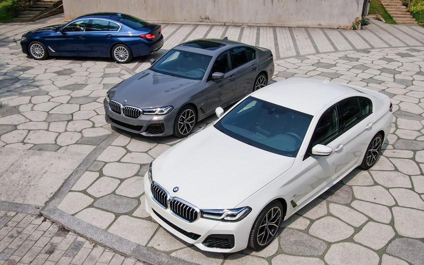 BMW 5-Series 2021 giá từ 2,5 tỷ đồng, đối thủ của Mercedes E-Class-7