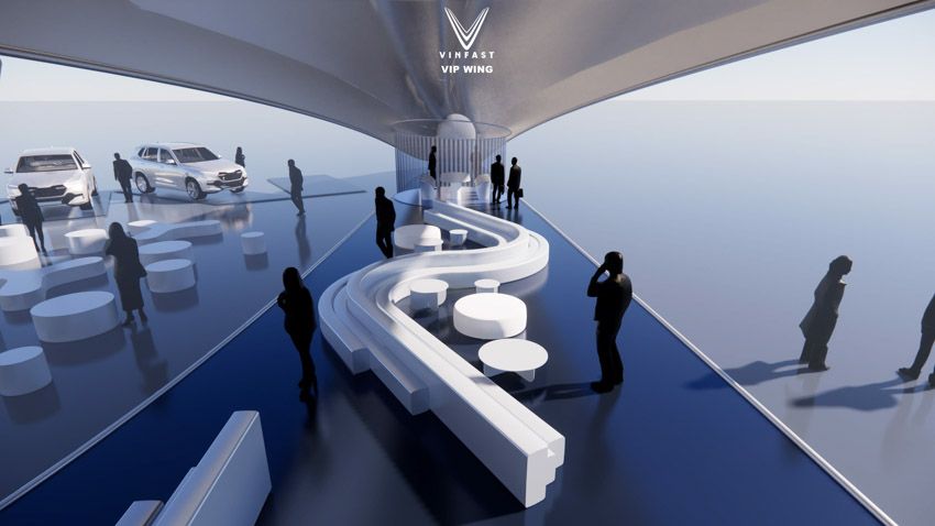 Công bố kết quả cuộc thi thiết kế showroom vinfast toàn cầu 2021 - 2