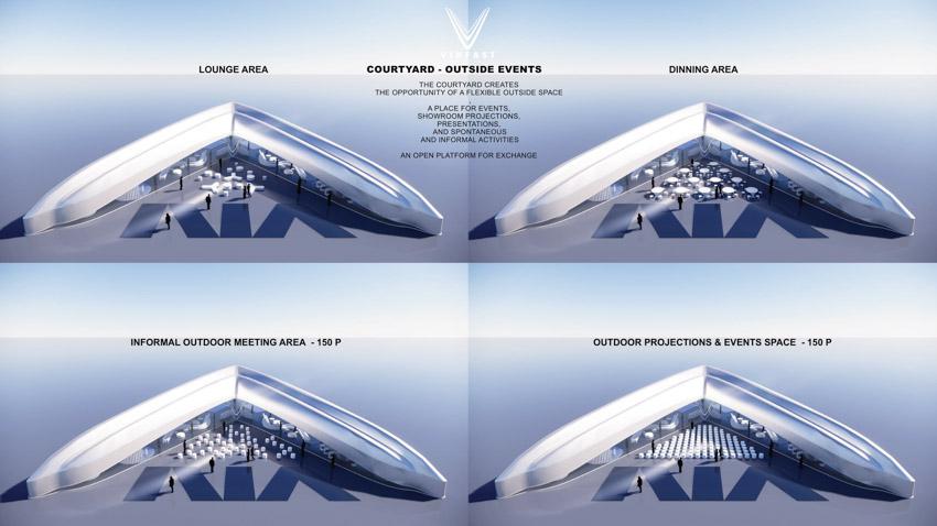 Công bố kết quả cuộc thi thiết kế showroom vinfast toàn cầu 2021 - 6