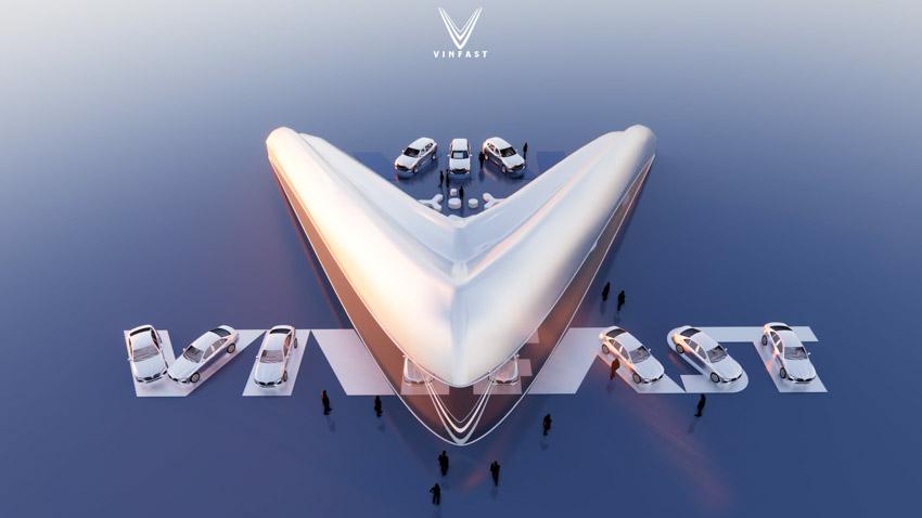 Công bố kết quả cuộc thi thiết kế showroom vinfast toàn cầu 2021- 9
