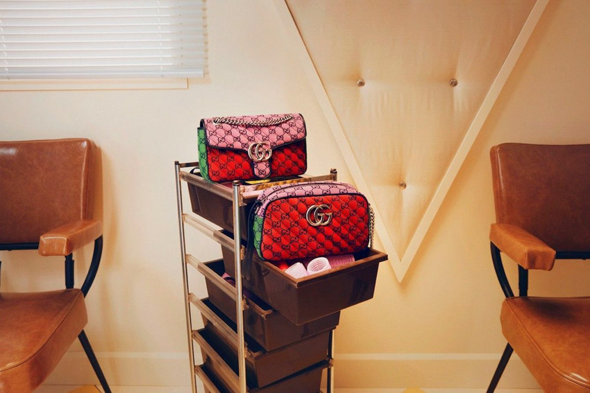 Gucci tái hiện monogram mang tính biểu tượng cho bộ sưu tập GG Multicolor - 17