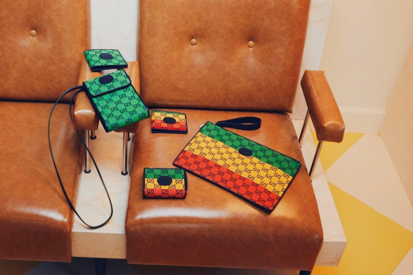 Gucci tái hiện monogram mang tính biểu tượng cho bộ sưu tập GG Multicolor - 18