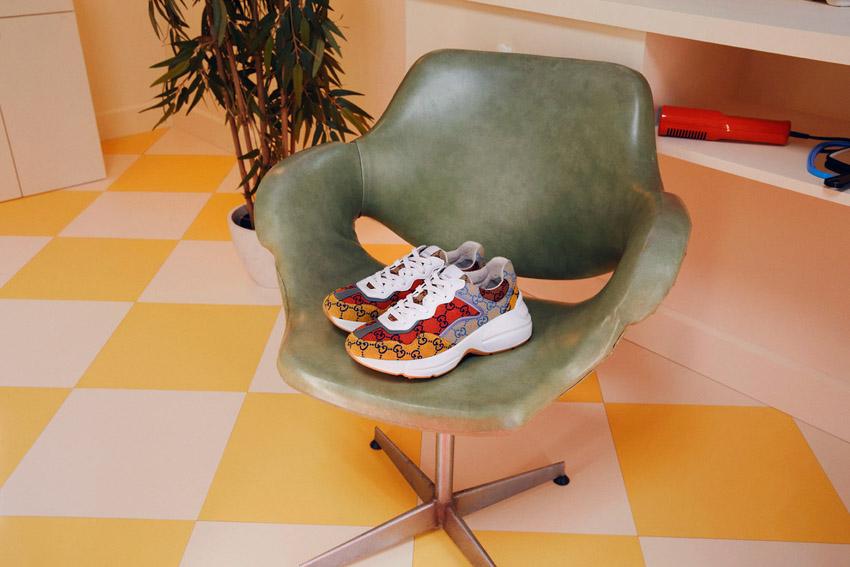 Gucci tái hiện monogram mang tính biểu tượng cho bộ sưu tập GG Multicolor - 3