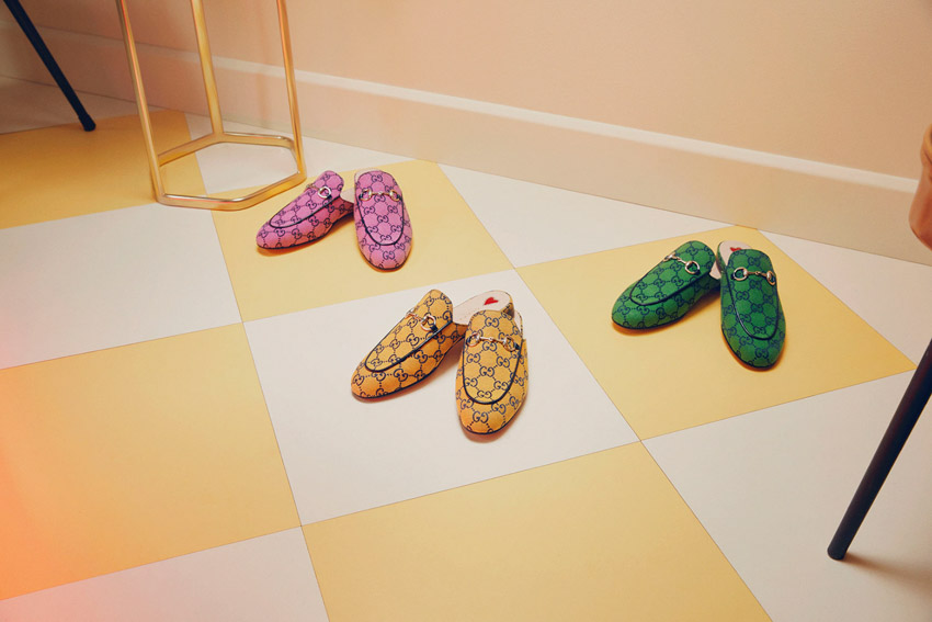 Gucci tái hiện monogram mang tính biểu tượng cho bộ sưu tập GG Multicolor - 5