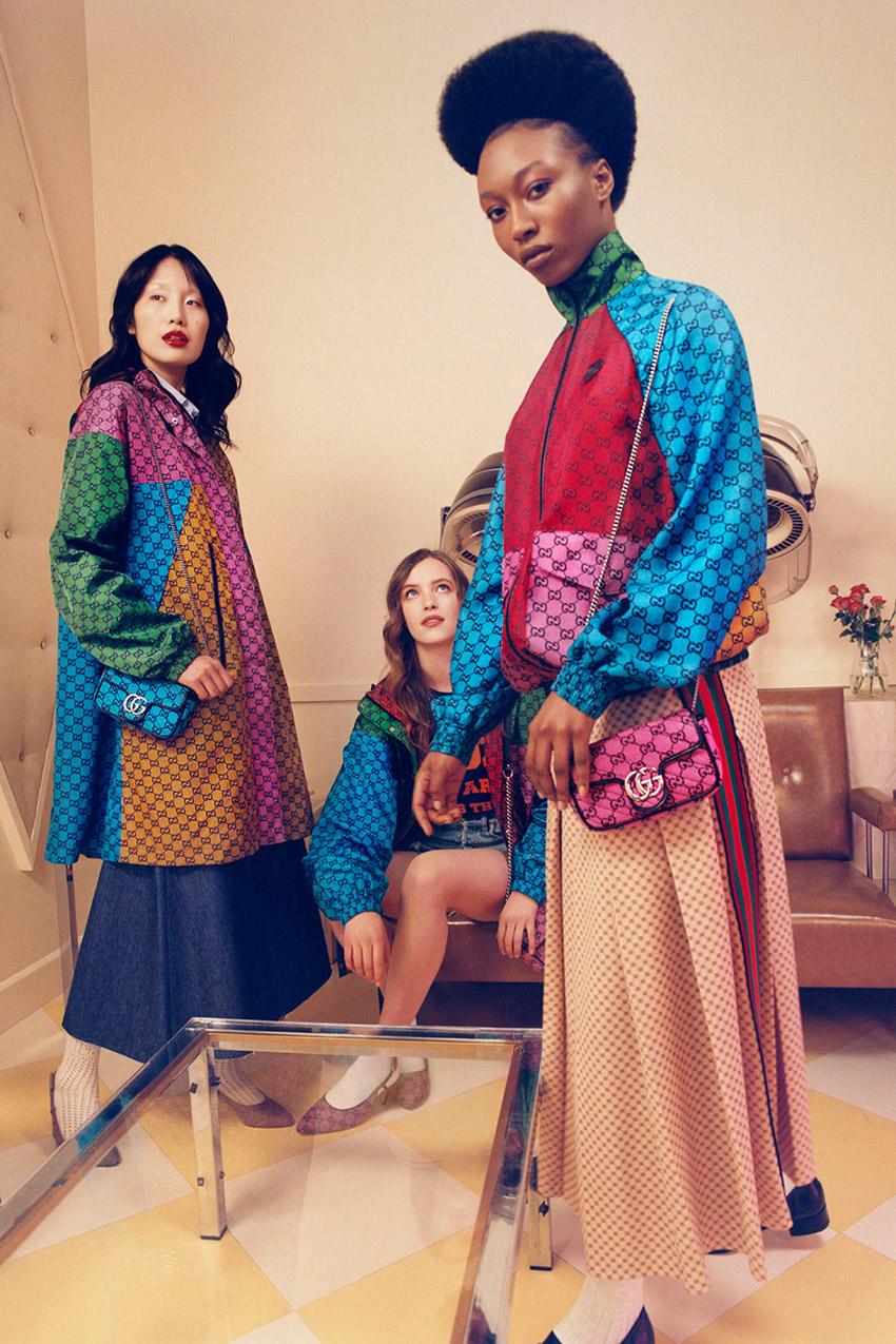 Gucci tái hiện monogram mang tính biểu tượng cho bộ sưu tập GG Multicolor - 6