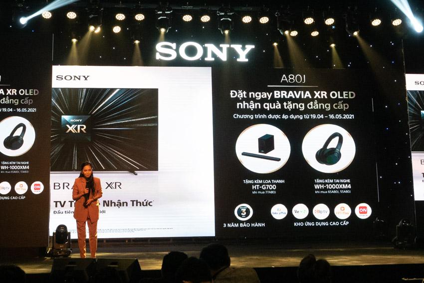 Sony Việt Nam ra mắt thế hệ TV BRAVIA XR 8K LED, 4K OLED và 4K LED-22